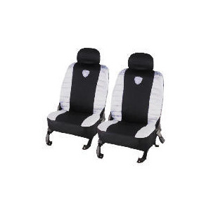 Photo of Turbo Seat Covers Black/Grey Car Accessory