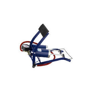 Photo of EQ688 - Twin Valve Footpump With Gauge Car Accessory