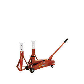 Tr78 & F313 - Trolley Jack & Axle Stand Reviews