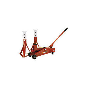 Photo of TR78 & F313 - Trolley Jack & Axle Stand Car Accessory