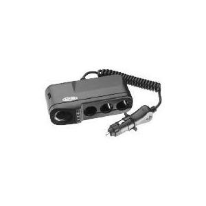 Photo of Powering 12V Multisocket With Lighter Socket Car Accessory
