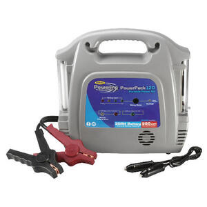 Photo of 120 Powering Pack With 300W Invertor Power Supply
