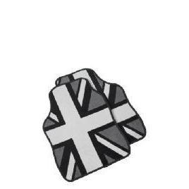 Premium Black And White Union Jack Car Mat Reviews