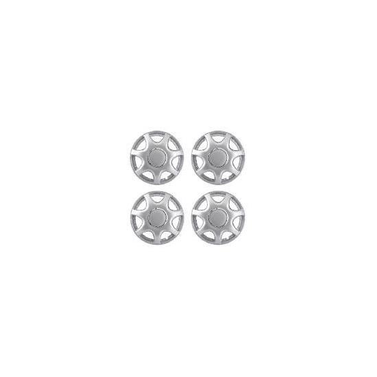 "Tesco Wheel Trims A - 15"" 4 Set"
