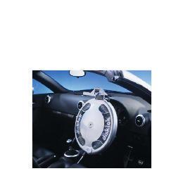 Disklok Steering Lock Silver Reviews