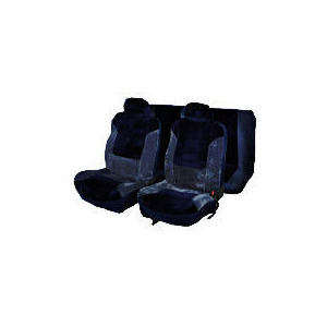Photo of TR744 - Autocare Seat Covers Blue/Black Car Accessory