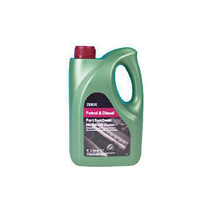 Photo of Tesco Part Synthetic Oil 10W/40 4L Car Accessory