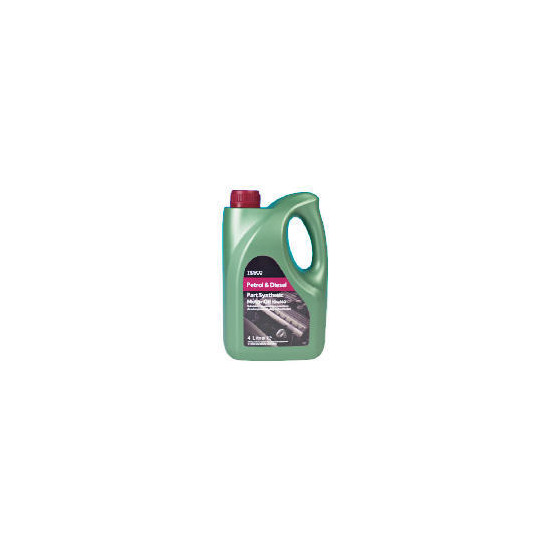 Tesco Part Synthetic Oil 10W/40 4L