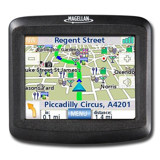 Magellan Roadmate 1200 GB