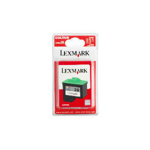 Photo of Lexmark 26 Colour Ink Cartridge