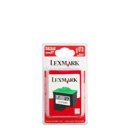 Lexmark 27 colour ink Reviews