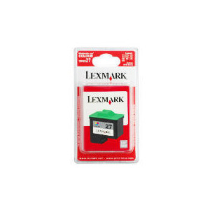 Photo of Lexmark 27 Colour Ink Ink Cartridge