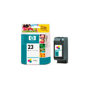 Photo of HP 23 Colour Ink Ink Cartridge