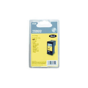 Photo of Tesco H160 Remanufactured Black Ink Ink Cartridge