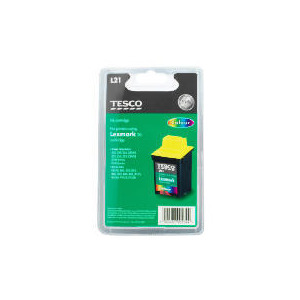 Photo of Tesco L21 Colour Ink Ink Cartridge
