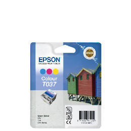 Epson T037 colour ink Reviews