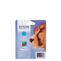Epson T0712 cyan ink Reviews