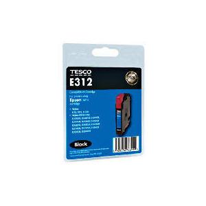 Photo of Tesco E312 Black Ink Ink Cartridge