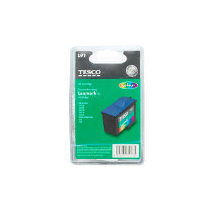 Photo of Tesco L91 Colour Ink Cartridge Ink Cartridge