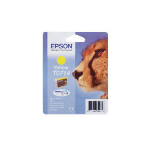 Photo of Epson T0714 Yellow Ink Ink Cartridge