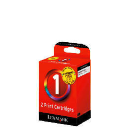 Lexmark 1 twin pack Reviews