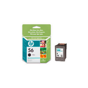 Photo of HP 56 Black Ink Ink Cartridge