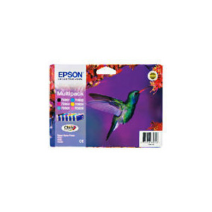 Photo of Epson T0807 Multipack Ink Ink Cartridge