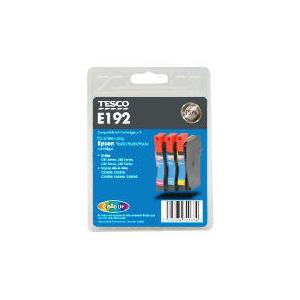 Photo of Tesco E192 Mulitpack Ink Ink Cartridge