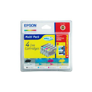 Photo of Epson T04140 Multipack Ink Ink Cartridge