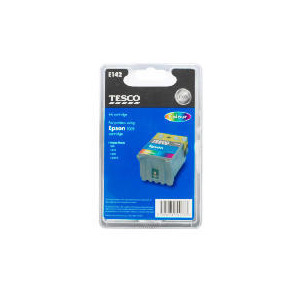 Photo of Tesco E142 Colour Ink Ink Cartridge