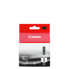 Canon PGI-5BLK black ink Reviews