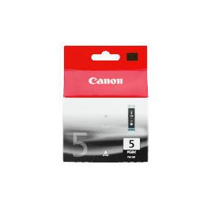 Photo of Canon PGI-5BLK Black Ink Ink Cartridge