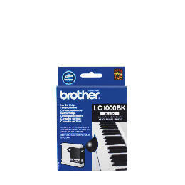 Brother LC1000BK Black Printer Ink Cartridge Reviews