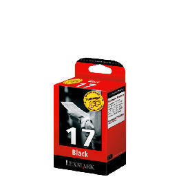 Lexmark 17 black ink twin pack Reviews