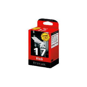 Photo of Lexmark 17 Black Ink Twin Pack Ink Cartridge