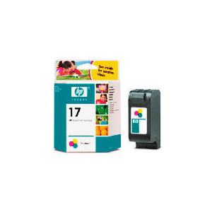 Photo of HP 17 Colour Ink Ink Cartridge