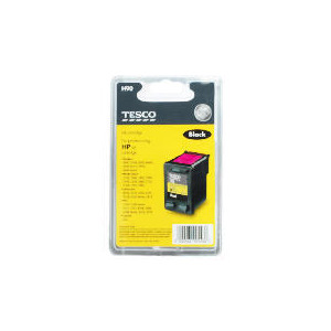 Photo of Tesco H90 Remanufactured Black Ink Ink Cartridge