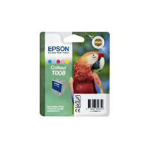 Photo of Epson T008 Colour Ink Ink Cartridge