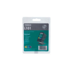 Photo of Tesco L101 Colour Ink Ink Cartridge