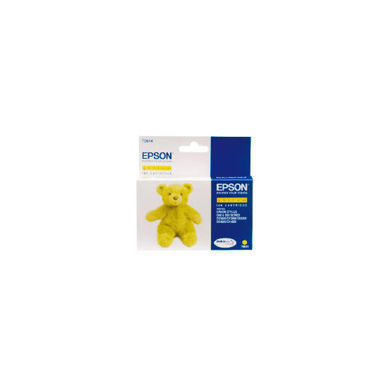 Epson T0614 yellow ink