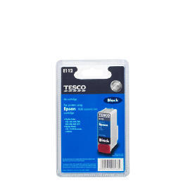 Tesco E112 black ink Reviews