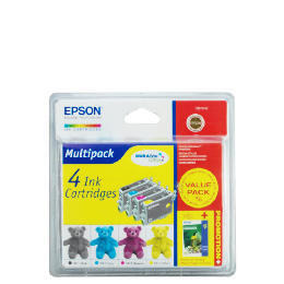 Epson T061540 multipack ink Reviews
