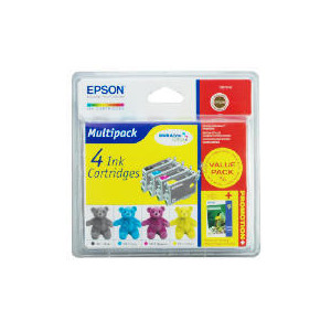 Photo of Epson T061540 Multipack Ink Ink Cartridge