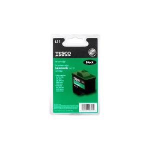 Photo of Tesco L11 Black Ink Ink Cartridge