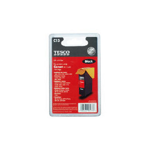 Photo of Tesco C13 Black Ink Ink Cartridge