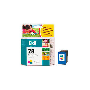 Photo of HP 28 Colour Ink Ink Cartridge