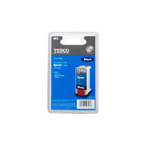 Photo of Tesco E92 Black Ink Ink Cartridge