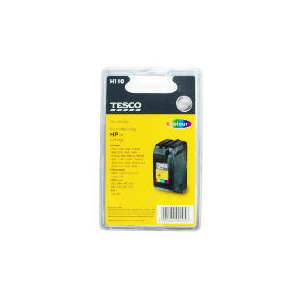 Photo of Tesco H110 Remanufactured Colour Ink Ink Cartridge