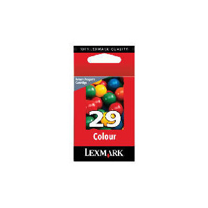 Photo of Lexmark 29 Colour Ink Ink Cartridge