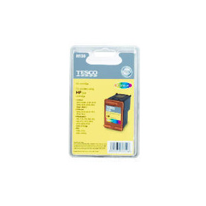 Photo of Tesco H130 Remanufactured Colour Ink Ink Cartridge